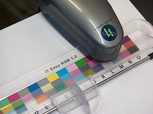 Target profilazione stampante